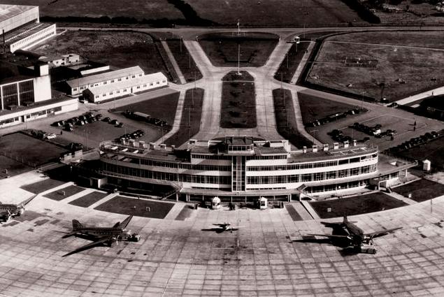 Dublin Airport - 1954